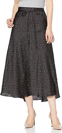 [ミラオーウェン] サテンスカート 09WFS211250 レディース