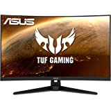 """ASUS TUF Gaming VG328H1B 32"""" Curved Monitor, 1080P Full HD, 165Hz (Supports 144Hz), Extreme Low Motion Blur, Adaptive-sync, F"""
