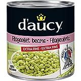 Daucy Flageolet Beans, 400g