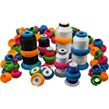 Ultima Thread Spool Savers – Spool Huggers Prevent Spooled Thread from Unwinding – Ultima Sewing, Quilting, Embroidery & Need