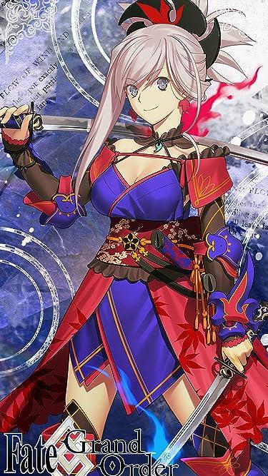 Fate  iPhone/Androidスマホ壁紙(750×1334)-1 - 新免武蔵守藤原玄信(宮本武蔵)