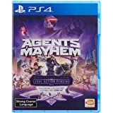 Agents of Mayhem for PlayStation 4