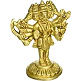 Gangesindia Shri Panchmukhi Hanuman Small Figurine