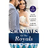 Scandals Of The Royals/Princess From The Shadows/The Girl Nobody Wanted/Playing The Royal Game (The Santina Crown)