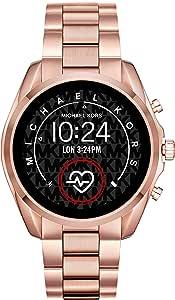 [マイケル・コース] 腕時計 Gen 5 Bradshaw Smartwatch MKT5086 正規輸入品 ピンクゴールド