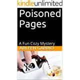 Poisoned Pages: Mike & Peter FBI Agents #40 (A Fun Cozy Mystery)