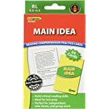 Edupress Reading Comprehension Practice Cards, Main Idea, Green Level (EP63401)