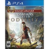 Assassin's Creed Odyssey Deluxe Edition - PlayStation 4