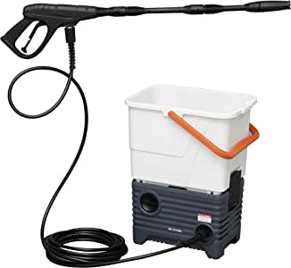 アイリスオーヤマ 高圧洗浄機 タンク式 SBT-512