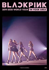 【Amazon.co.jp限定】BLACKPINK 2019-2020 WORLD TOUR IN YOUR AREA -TOKYO DOME-(通常盤)(特典:ビジュアルシート Blu-ray通常盤ジャケット絵柄付)[DVD]