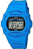 [カシオ] 腕時計 ジーショック G-LIDE 電波ソーラー GWX-5700CS-2JF メンズ ブルー