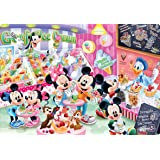 60ピース 子供向けパズル ディズニー アイスクリームショップでさがそう! 【チャイルドパズル】