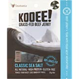 KOOEE! Grass-fed Beef Jerky Classic Sea Salt, 10 Count, Classic Sea Salt