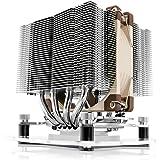 Noctua Dual Tower CPU Cooler for Intel LGA 2011-0/LGA 2011-3 Square ILM/1156/1155/1150 and AMD AM2/AM2+/AM3/3+,FM1/2 NH-D9L