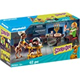 PLAYMOBIL Scooby-DOO! Dinner with Shaggy Playset