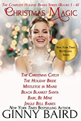 Christmas Magic: The Complete Holiday Brides Series (Books 1 - 6) Kindle Edition
