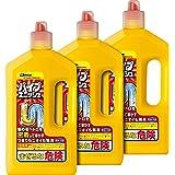 【まとめ買い】 パイプユニッシュ 排水口・パイプクリーナー パイプユニッシュ 液体タイプ 大容量 3本セット 800g×3本