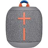 Ultimate Ears WONDERBOOM 2 Portable Bluetooth Speaker, Crushed Ice Grey (984-001548)