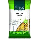 Earth's Bounty Banana Chips 300 g