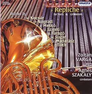 Replichi-Hn & Cimbalom Comtemporary Hungarian Work