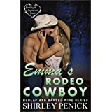 Emma's Rodeo Cowboy: Burlap and Barbed Wire