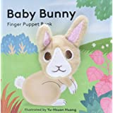 Baby Bunny: Finger Puppet Book: (Finger Puppet Book for Toddlers and Babies, Baby Books for First Year, Animal Finger Puppets