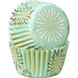 Wilton 415-2858 100 Count Mini Starburst Baking Cups, Assorted