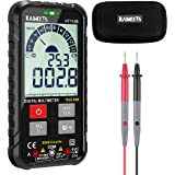 KAIWEETS Digital Multimeter Auto-Ranging 6000 Counts TRMS Ultra-Portable Multimeter Tester Frequency Counter Voltmeter/Ohmmet