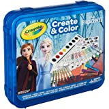 Crayola Frozen 2 Art Set, Arts & Crafts, Gift for Kids, Ages 5, 6, 7, 8