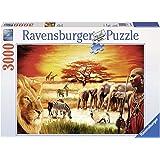 Ravensburger Proud Maasai Puzzle 3000pc,Adult Puzzles
