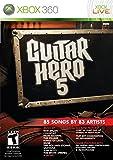 Guitar Hero 5 (輸入版:アジア) - Xbox360