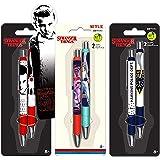 Stranger Things Pen Set Stranger Things School Supplies Bundle - 5 Pack Stranger Things Pens for Stranger Things Party Decora