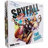Spyfall タイムトラベル – 完璧なパーティーゲーム – 過去と未来に向かってスパイを見つけましょう – 2~8人用 – ボードゲーム ティーンと大人用 – 13歳以上