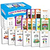 Little Champion Reader Learn-to-Read Reading Program for Children – Teach and Learn Phonics, Sight Word, Alphabet with 145 Le