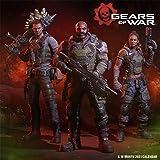 2021 Gears of War Wall Calendar