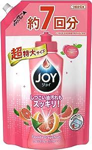 ジョイ コンパクト 食器用洗剤 フロリダグレープフルーツの香り 詰め替え 超特大 1065mL
