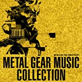 METAL GEAR 20th ANNIVERSARY METAL GEAR MUSIC COLLECTION