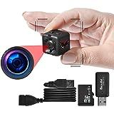 RED OWL EYES Spy Camera - Mini Hidden Camera 1080P Night Vision - Easy to Use Mini Camera Spy Wireless - Spy Cam Motion Detec