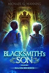 The Blacksmith's Son (Mageborn Book 1) Kindle Edition