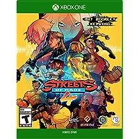 Streets of Rage 4(輸入版:北米)- XboxOne