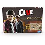 Hasbro Gaming F1240 Clue: Wizarding World Harry Potter Edition Mystery Board Game for 3-5 Players, Kids Ages 8 and Up