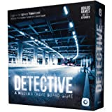 Detective Strategy Game