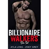 Walker Billionaire Brothers Romance Series (English Edition)