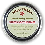 Wild Thera Natural Anxiety Relief. Herbal Stress Relief for Adrenal Stress Support, Depression, Adrenal Fatigue, Social Anxie