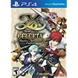 Ys: Memories of Celceta - Timeless Adventurer Edition for PlayStation4