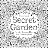 Secret Garden: An Inky Treasure Hunt and Coloring Book: An Inky Treasure Hunt and Coloring Book (For Adults, mindfulness colo