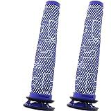 2 x Washable Pre Motor Filter for Dyson V6 V8 Animal Cordless Vacuum DC58 DC59