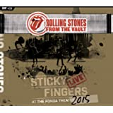 From The Vault: Sticky Fingers Live At The Fonda Theater 2015 (Cd/Dvd)