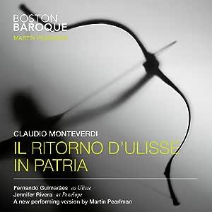 Monteverdi: Il Ritorno D'uliss