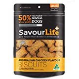 SavourLife Chicken Flavour Biscuits 500 g